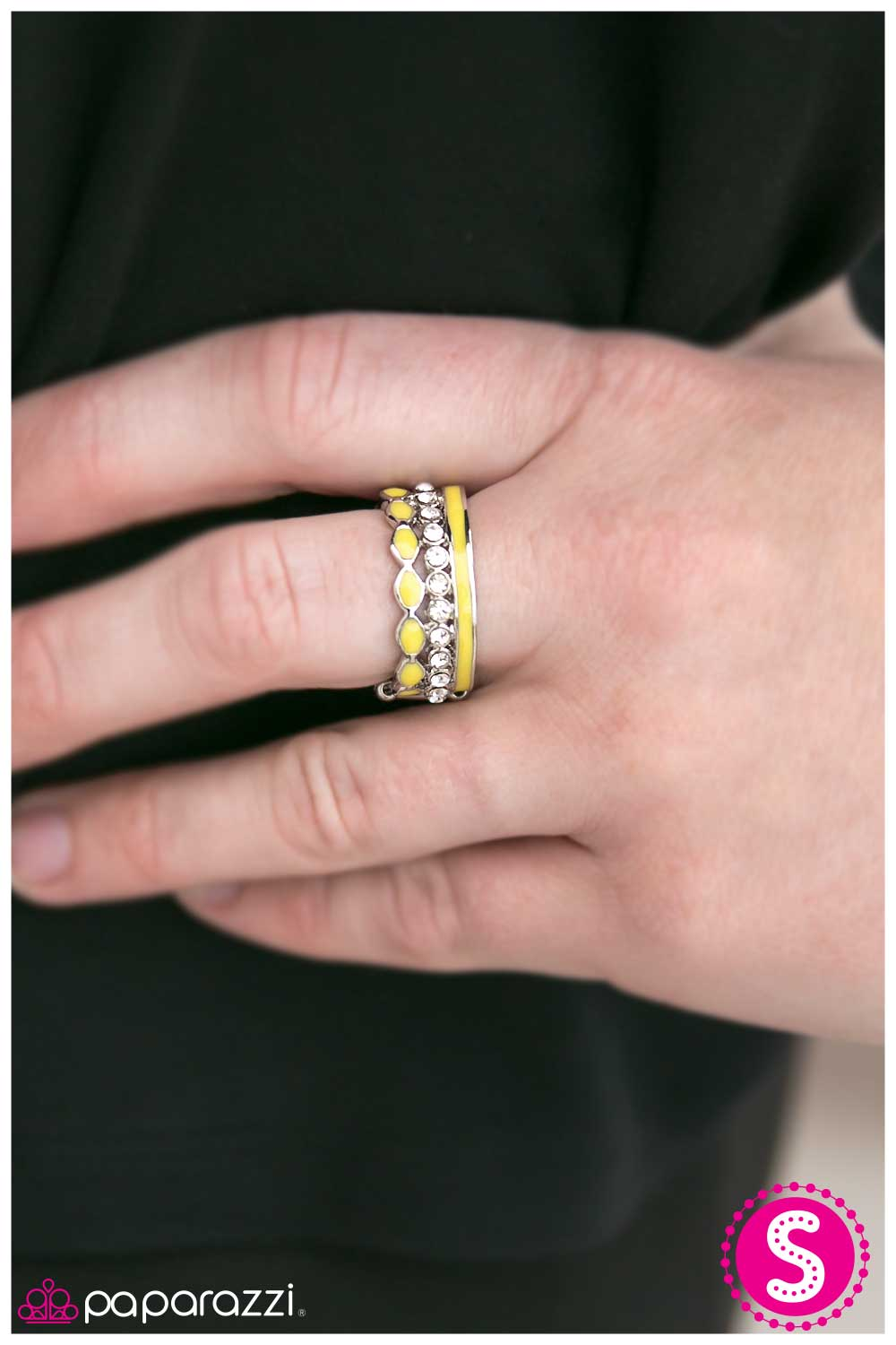 Paparazzi Accessories: Fool Me Once... - Yellow