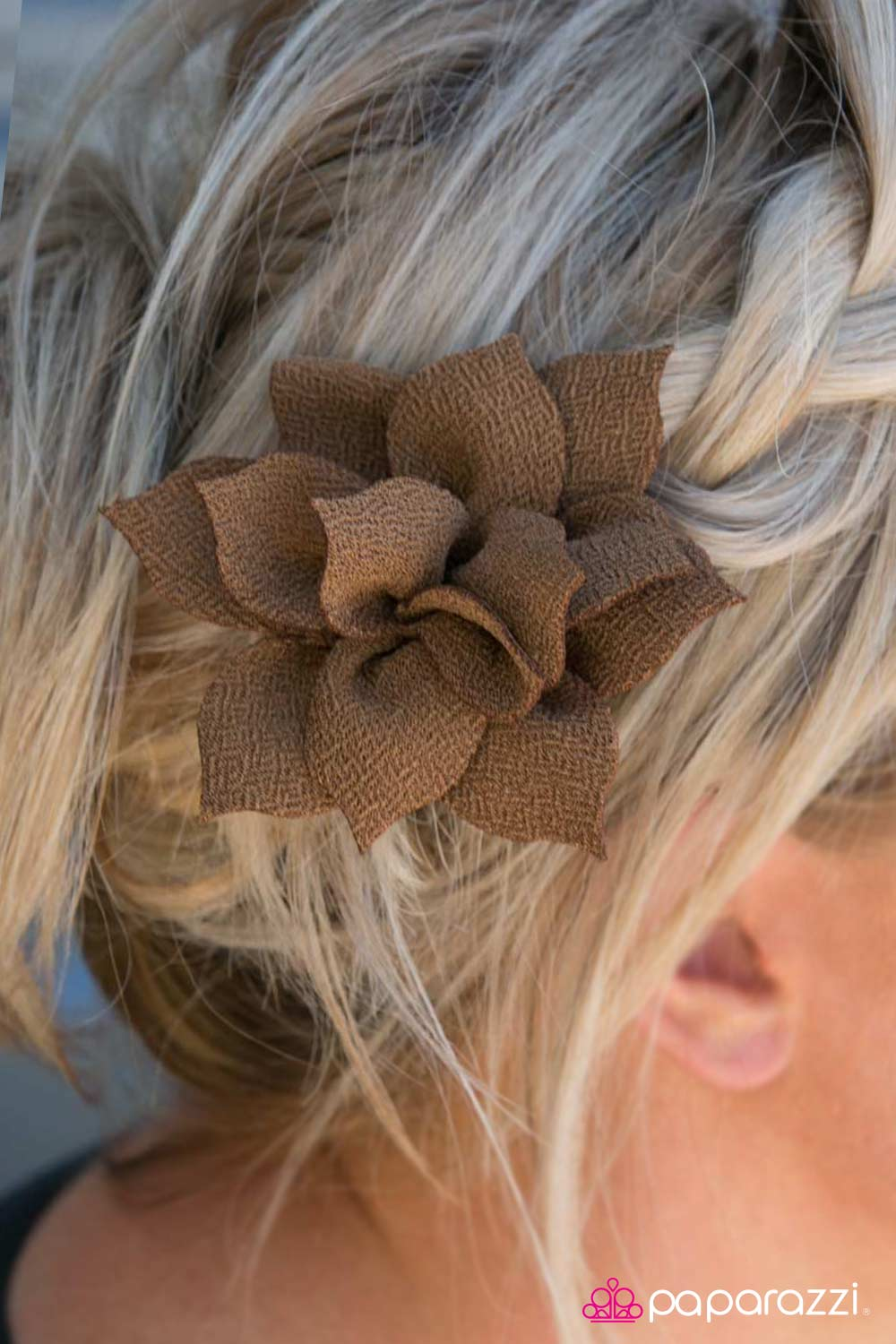 Paparazzi Accessories Wild Orchid Brown