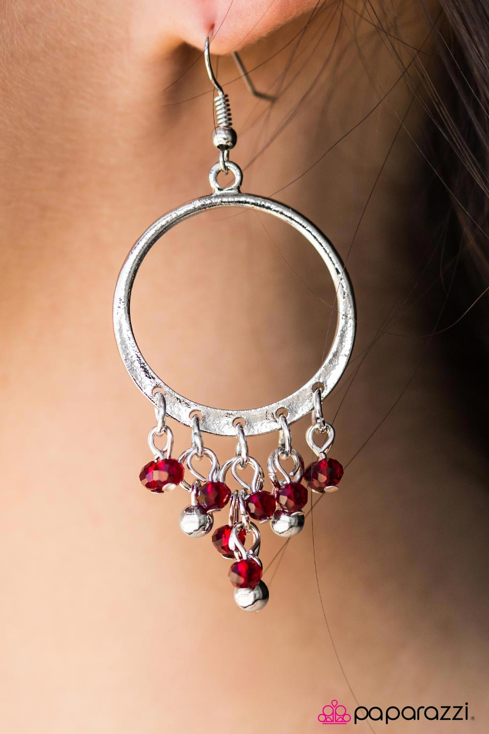 Paparazzi accessories crystal chandeliers red arubaitofo Gallery