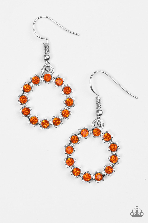 Paparazzi Accessories Be Bubbly Orange