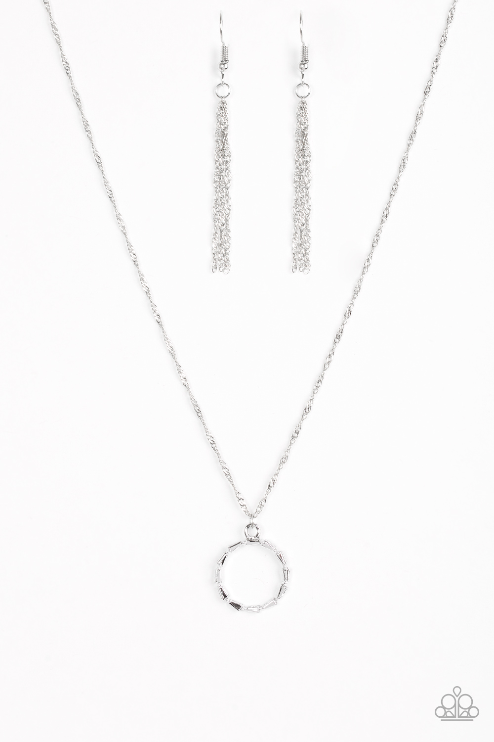 Paparazzi accessories simply simple silver for Simply simple