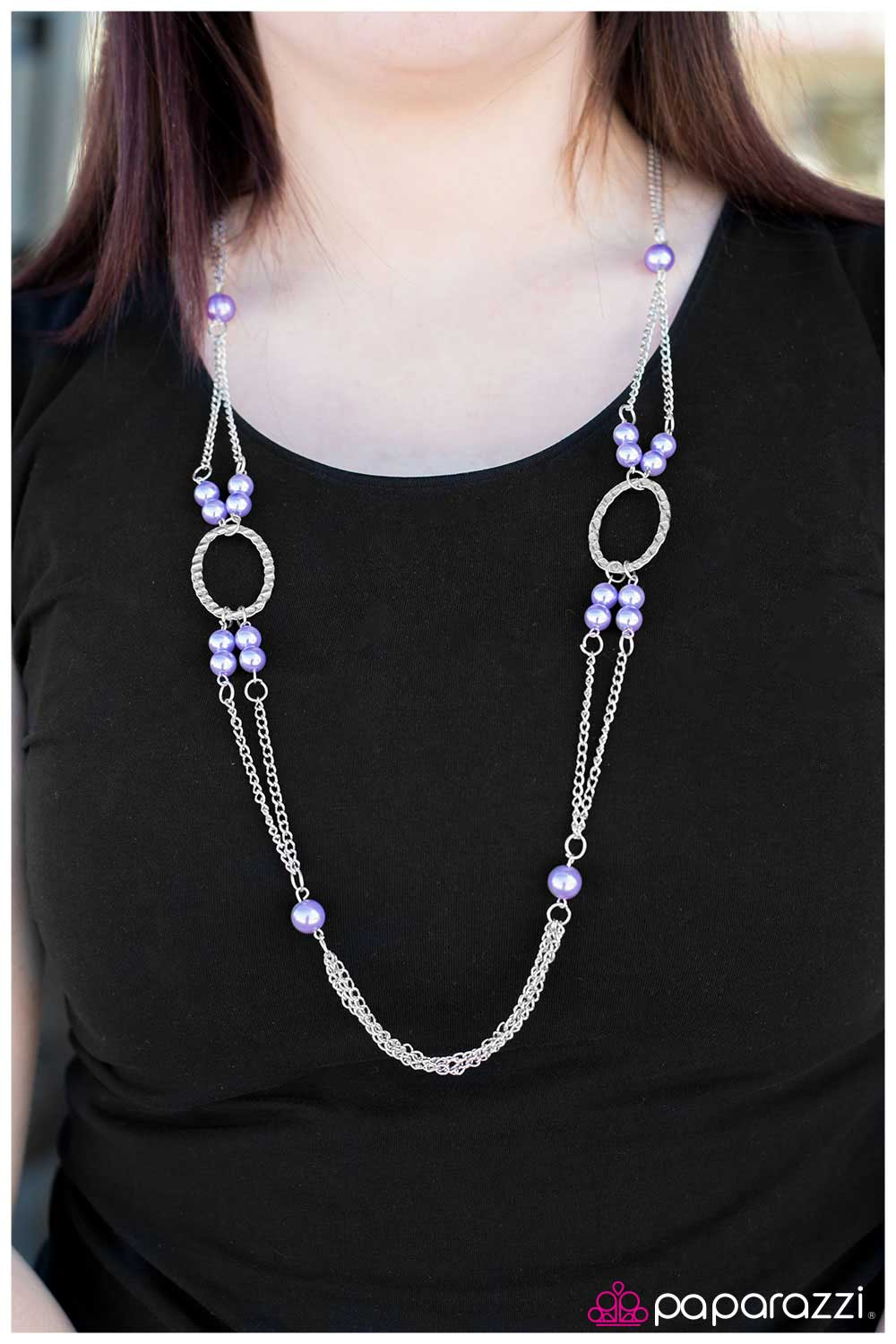 Paparazzi Accessories One Step At A Time Purple
