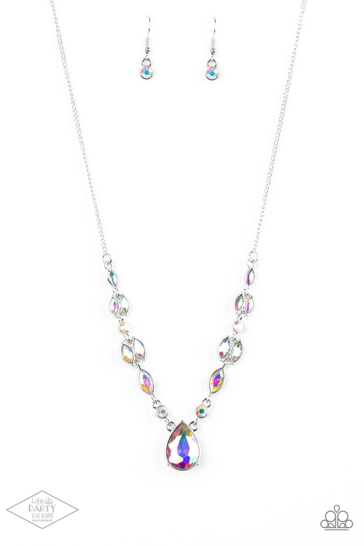 Royal Rendezvous Multi - Paparazzi Necklace Image