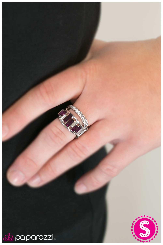 Paparazzi The Treasure Trove Pink Ring