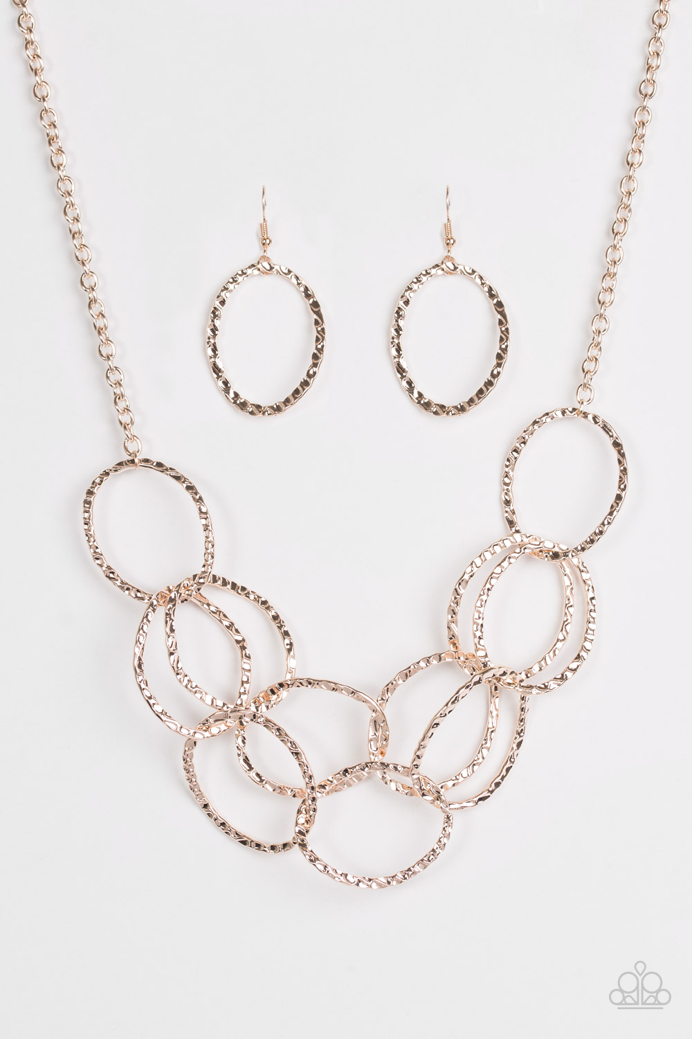 Paparazzi Accessories Circus Royale Rose Gold