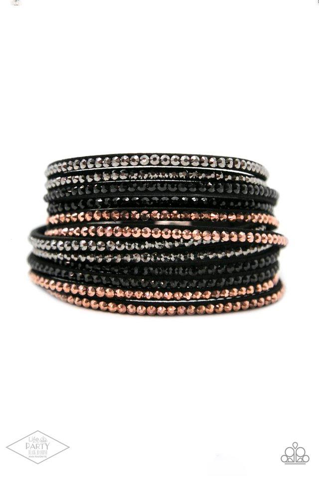Do The Hustle - Paparazzi Bracelet Image