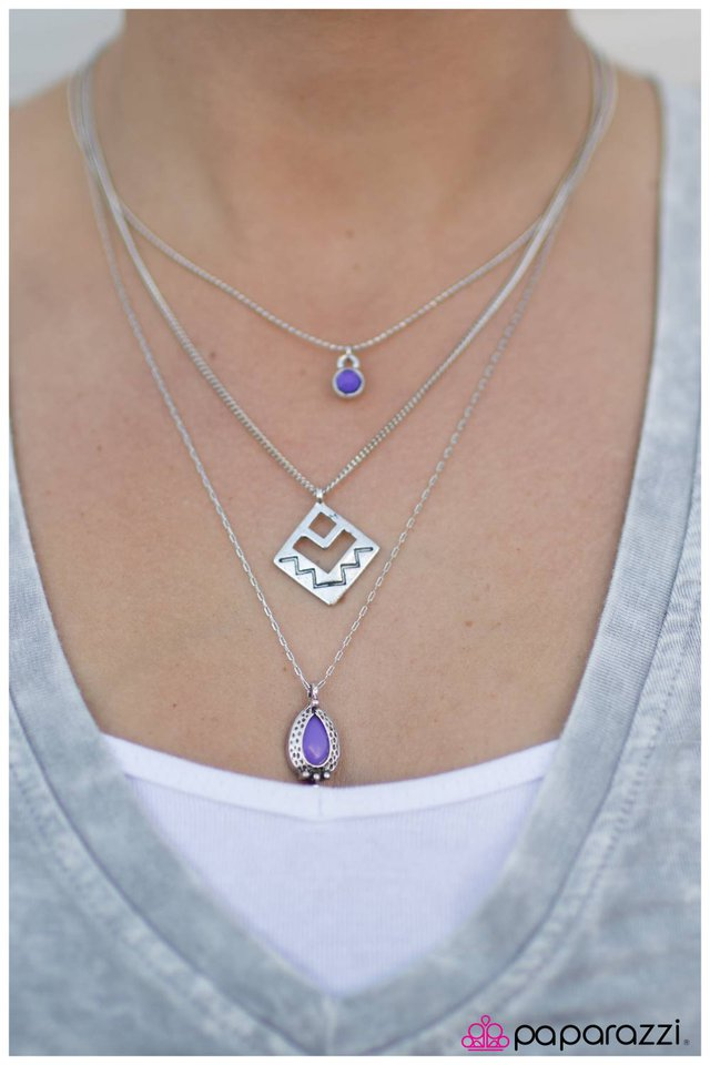Purple Grand Cherokee >> Paparazzi Accessories: Run For The Hills - Purple