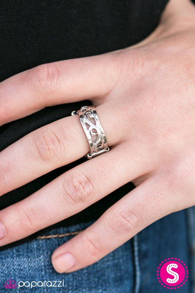 Paparazzi Accessories Beneath The Waves  Silver. Perforated Rings. 5.3 Carat Wedding Rings. Diamond Ring Wedding Rings. Old Cut European Diamond Wedding Rings. Topaz Rings. Jewelery Wedding Rings. Flat Circle Engagement Rings. Dinosaur Wedding Rings