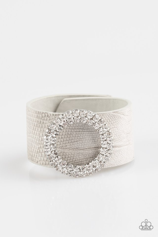 Paparazzi Accessories Ring In The Bling Silver