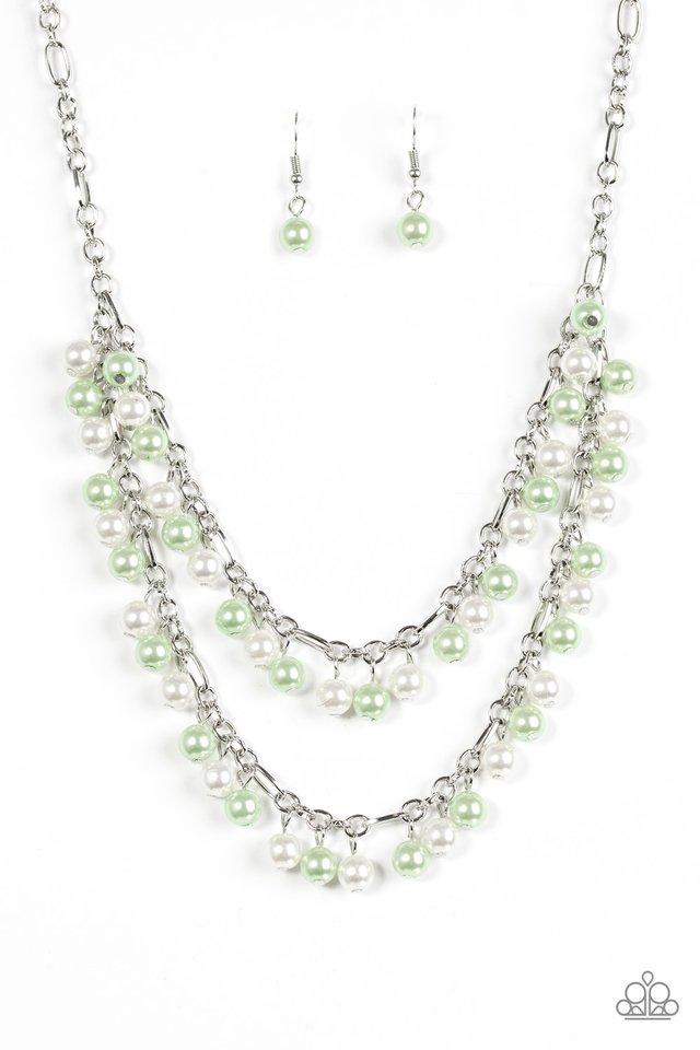 Paparazzi Accessories  Beauty Shop Fashion - Green f053ab5a99892
