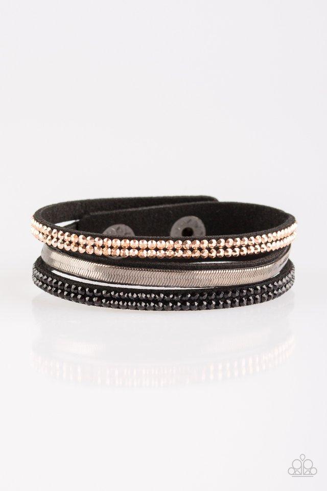 I Mean Business - Multi - Paparazzi Bracelet Image