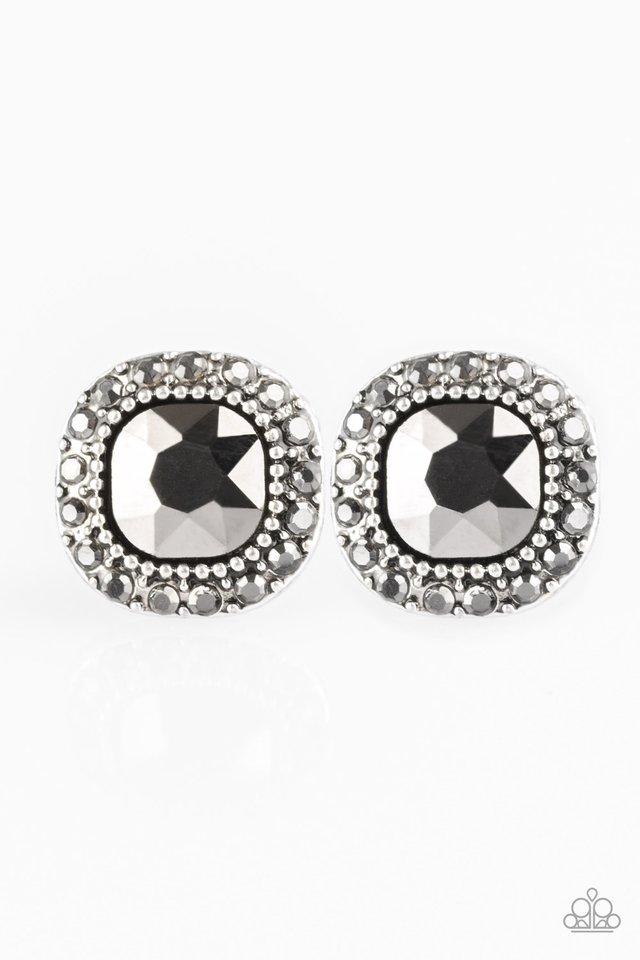 Latest Luxury - Silver - Paparazzi Earring Image