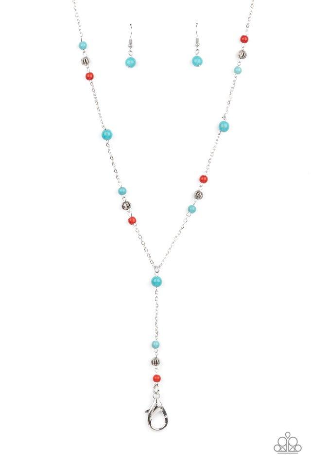 Sandstone Savannahs - Multi - Paparazzi Necklace Image