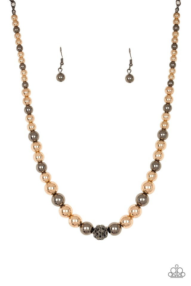 High-Stakes FAME - Multi - Paparazzi Necklace Image