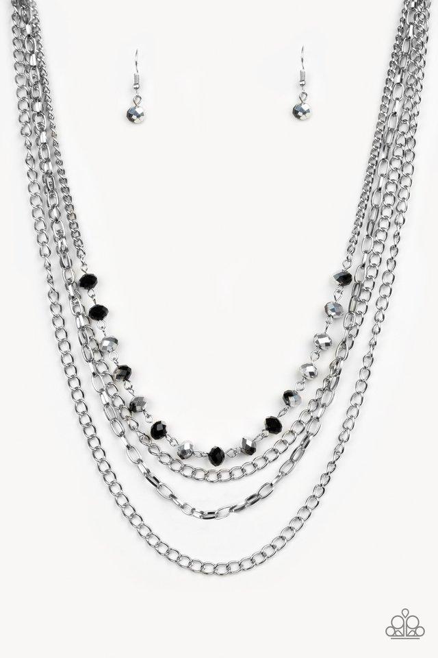 Extravagant Elegance - Multi - Paparazzi Necklace Image