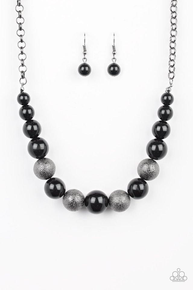 Color Me CEO - Black - Paparazzi Necklace Image