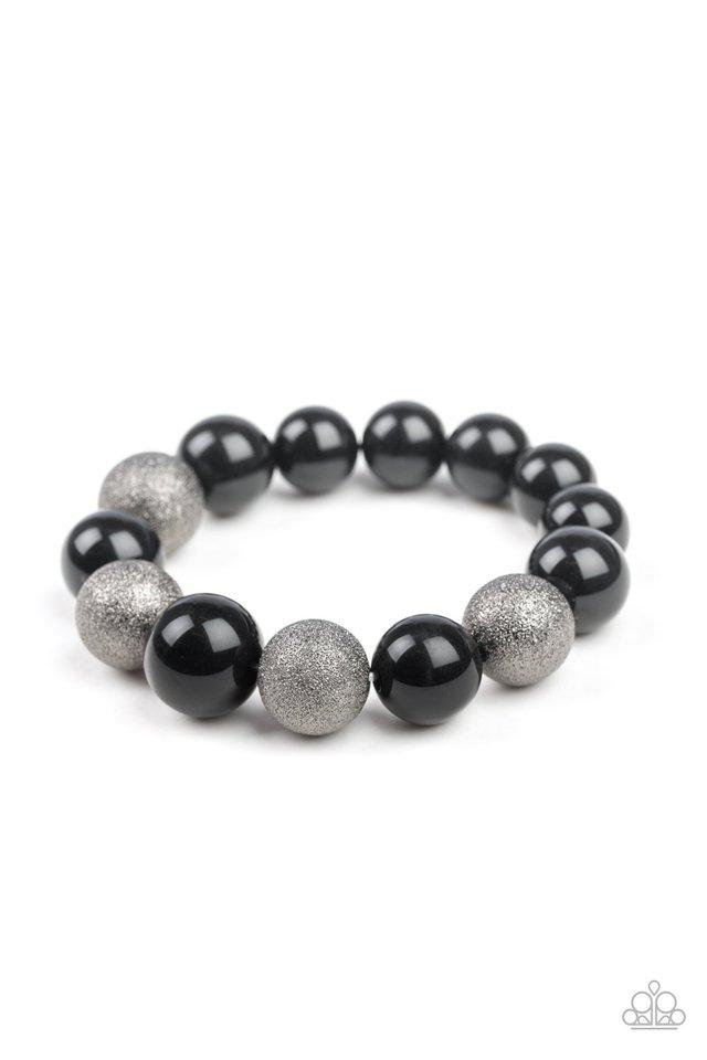 Humble Hustle - Black - Paparazzi Bracelet Image