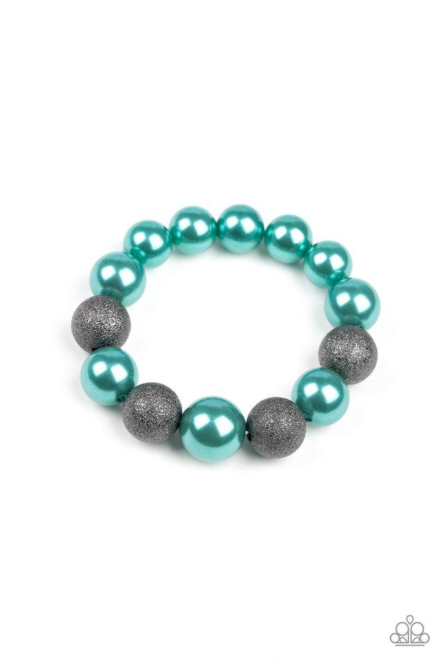 Humble Hustle - Green - Paparazzi Bracelet Image