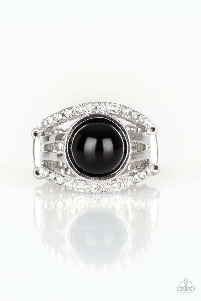 A Big Break - Black - Paparazzi Ring Image