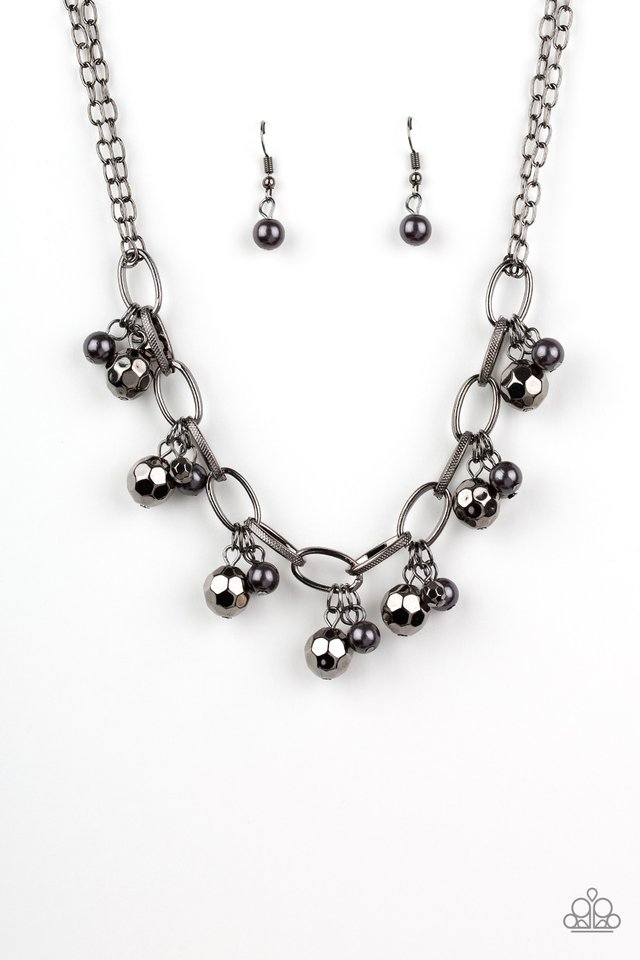 Malibu Movement - Black - Paparazzi Necklace Image