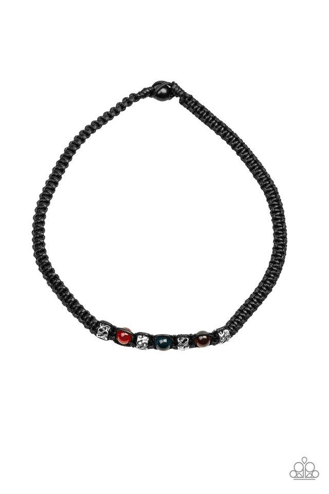 The Great ALP - Black - Paparazzi Necklace Image