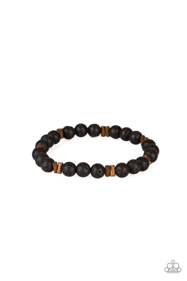 Renewed - Copper - Paparazzi Bracelet Image