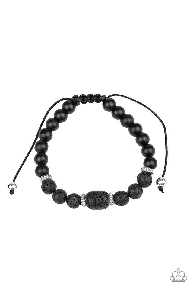 Discovery - Black - Paparazzi Bracelet Image