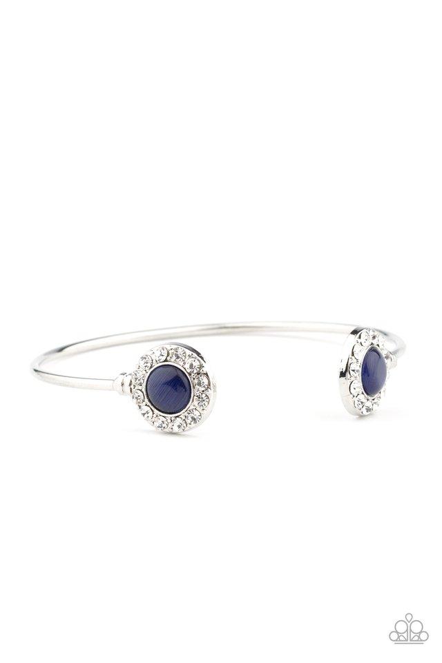 Instant Illumination - Blue - Paparazzi Bracelet Image