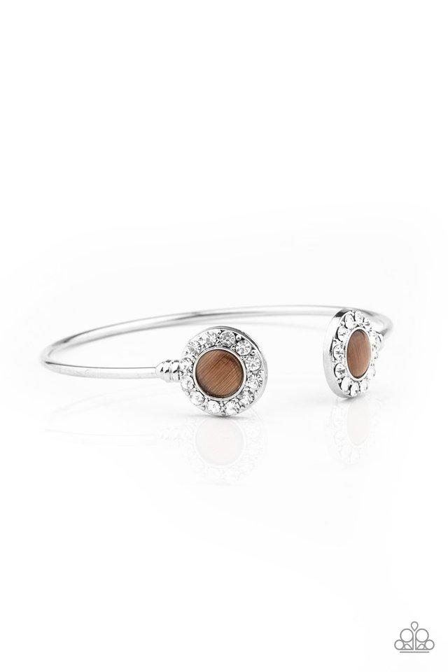 Instant Illumination - Brown - Paparazzi Bracelet Image