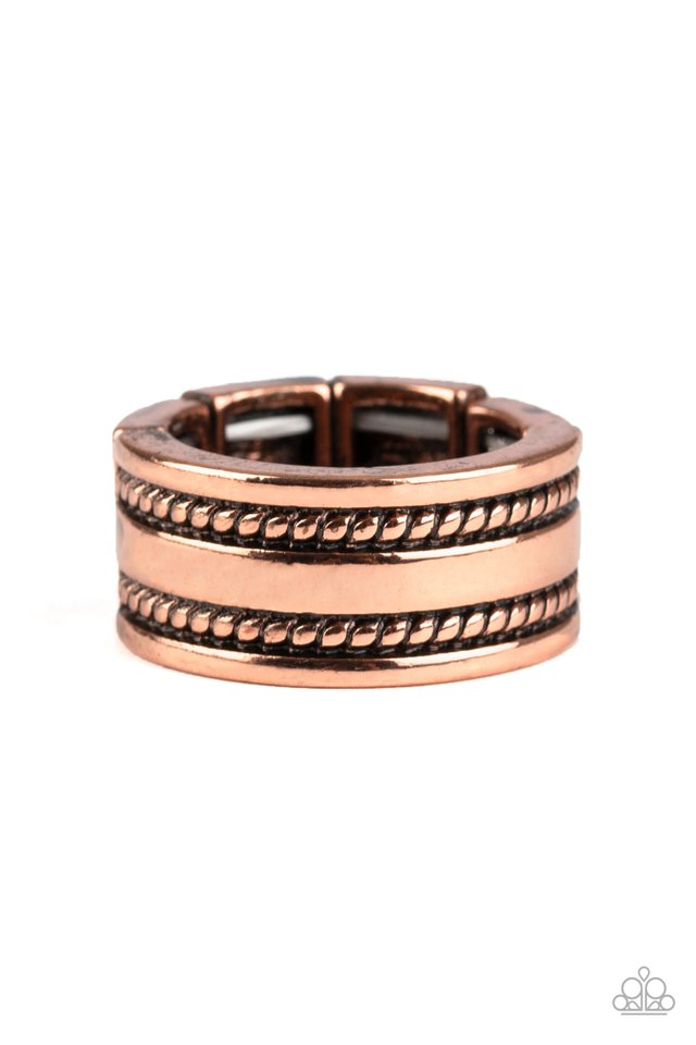 Special Ops - Copper - Paparazzi Ring Image