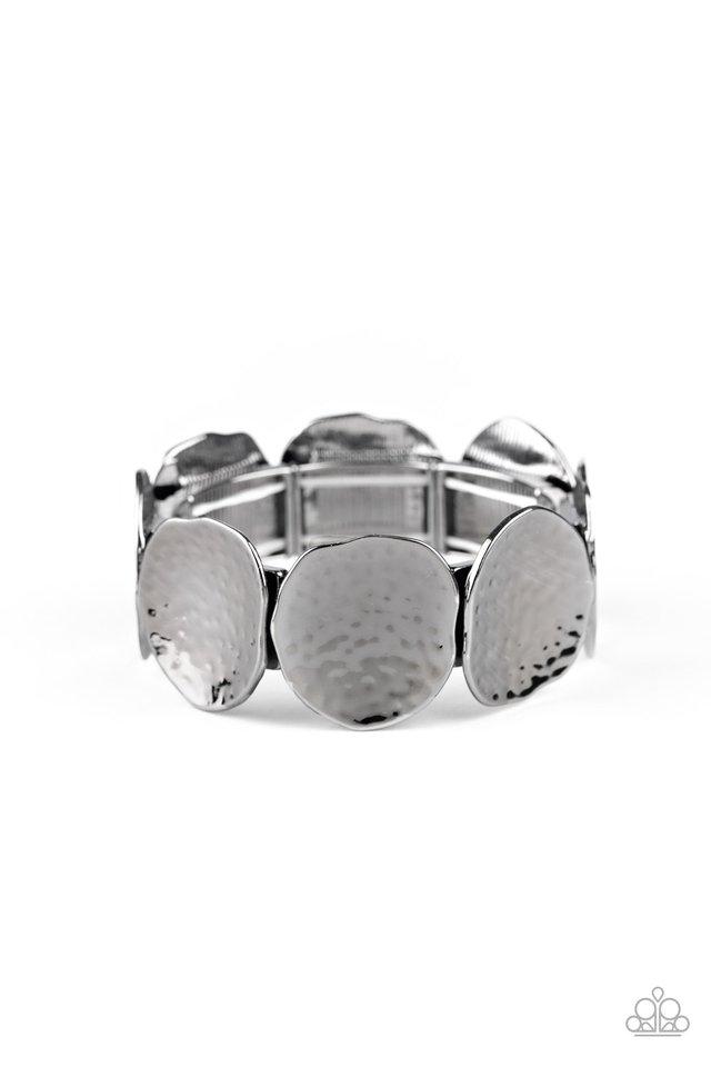 Treasure Cache - Black - Paparazzi Bracelet Image
