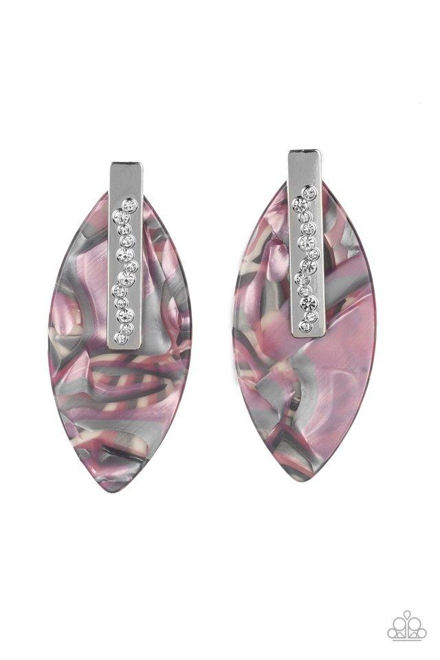 Maven Mantra - Multi - Paparazzi Earring Image