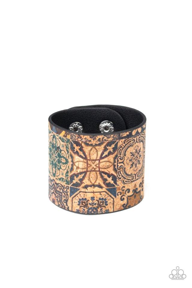 Cork Culture - Multi - Paparazzi Bracelet Image