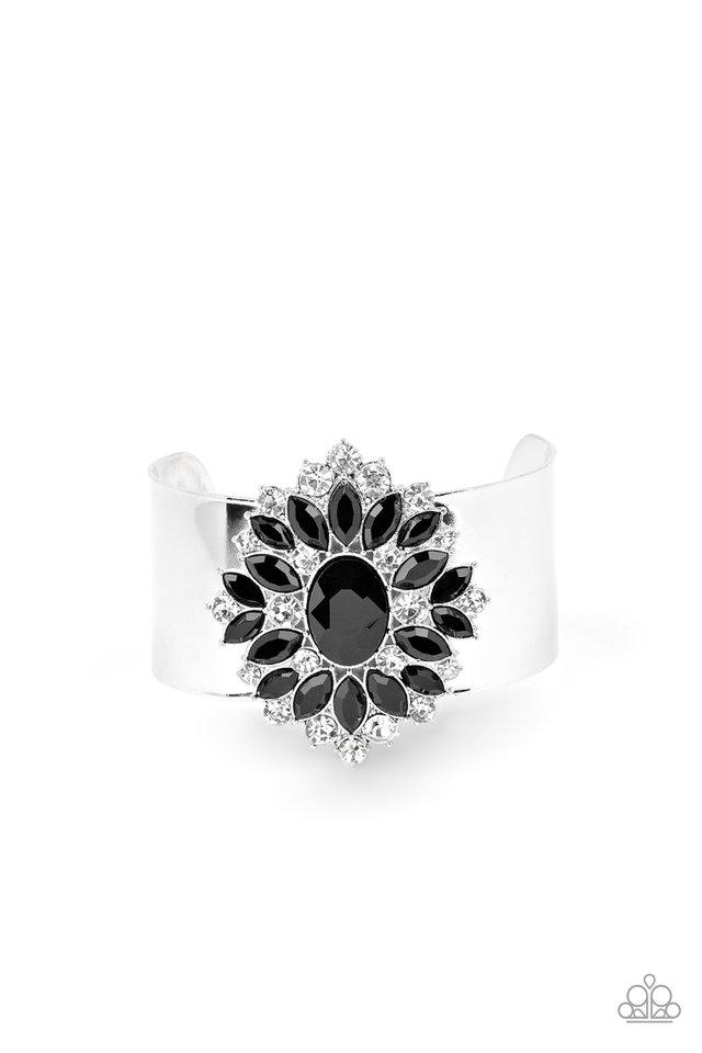 The Fashionmonger - Black - Paparazzi Bracelet Image