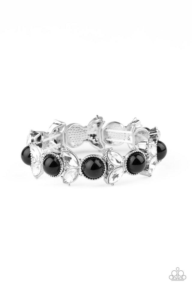 Opulent Oasis - Black - Paparazzi Bracelet Image