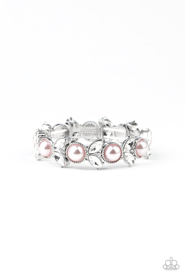 Opulent Oasis - Pink - Paparazzi Bracelet Image