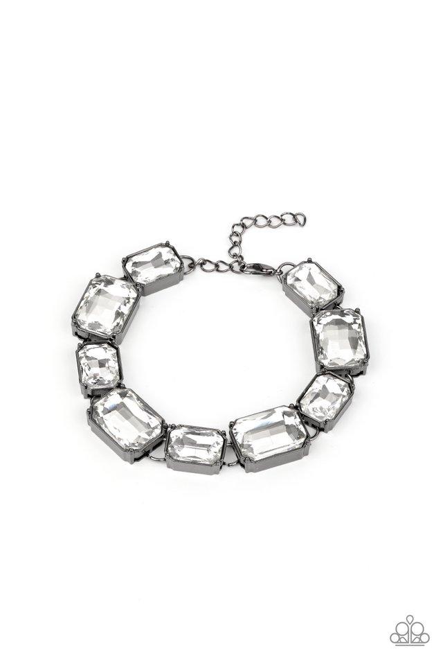 After Hours - Black - Paparazzi Bracelet Image