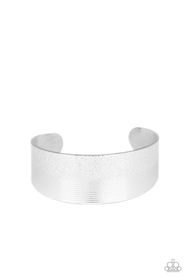 Mixed Vibes - Silver - Paparazzi Bracelet Image