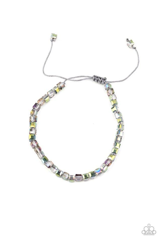 Prismatic Maverick - Multi - Paparazzi Bracelet Image