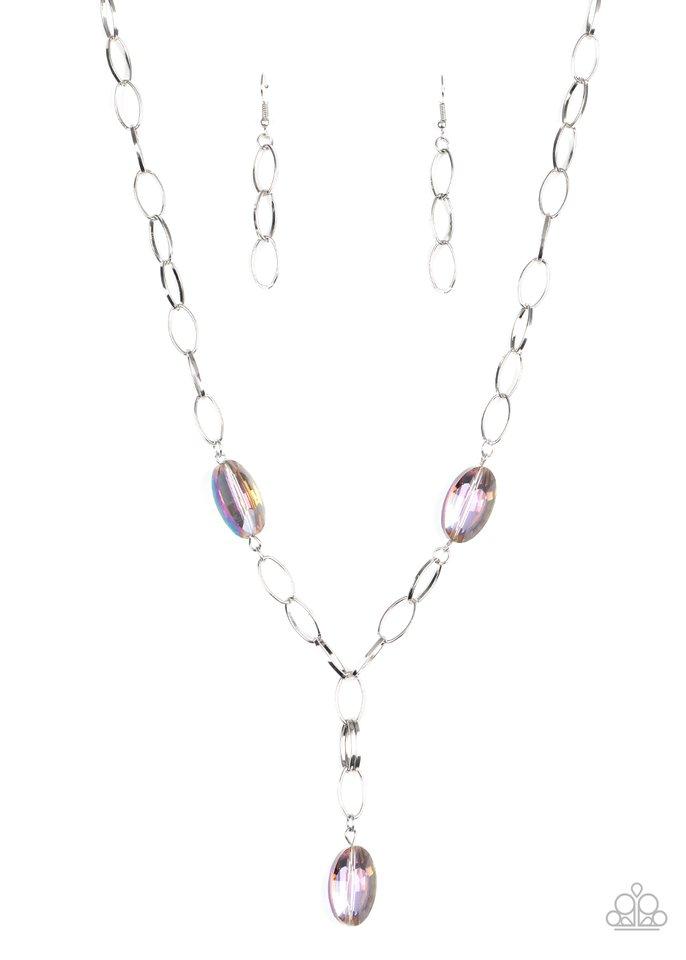 Power Up - Multi - Paparazzi Necklace Image