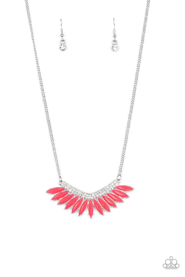 Extra Extravaganza - Pink - Paparazzi Necklace Image