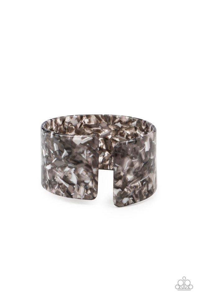Haute Hustle - Silver - Paparazzi Bracelet Image