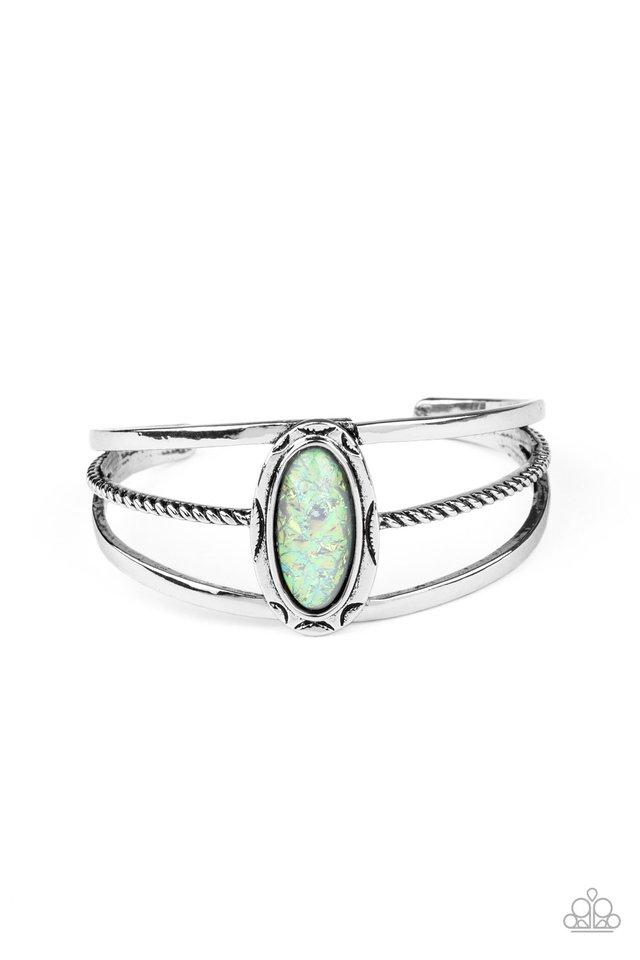 Stone Sahara - Multi - Paparazzi Bracelet Image