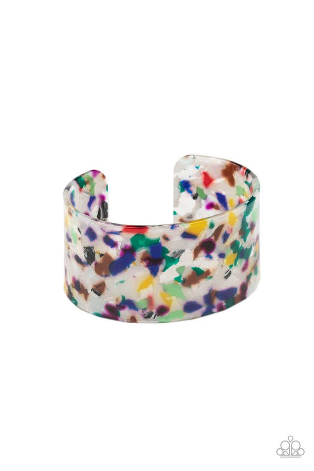 Freestyle Fashion - Multi - Paparazzi Bracelet Image