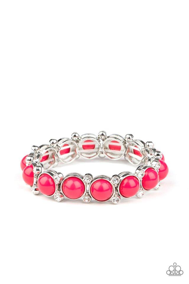 Flamboyantly Fruity - Pink - Paparazzi Bracelet Image