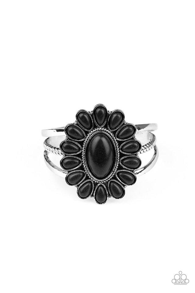 Sedona Spring - Black - Paparazzi Bracelet Image