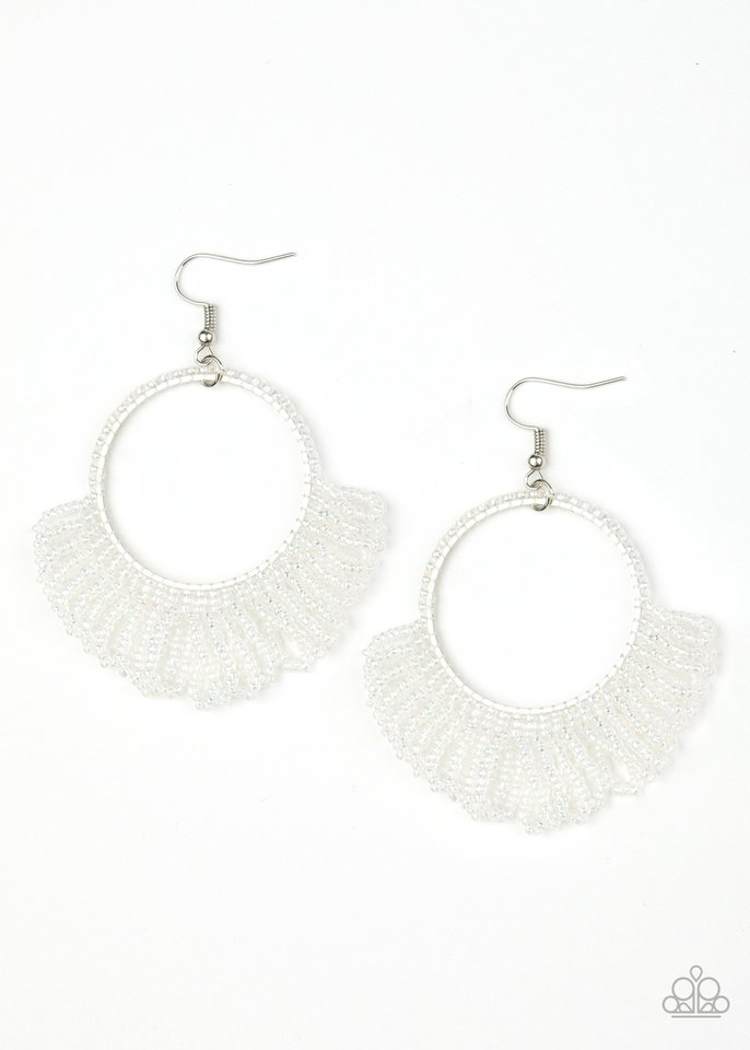 Cant BEAD-lieve My Eyes! - Multi - Paparazzi Earring Image