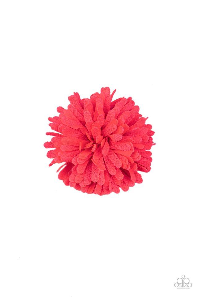 Neon Garden - Pink - Paparazzi Hair Accessories Image