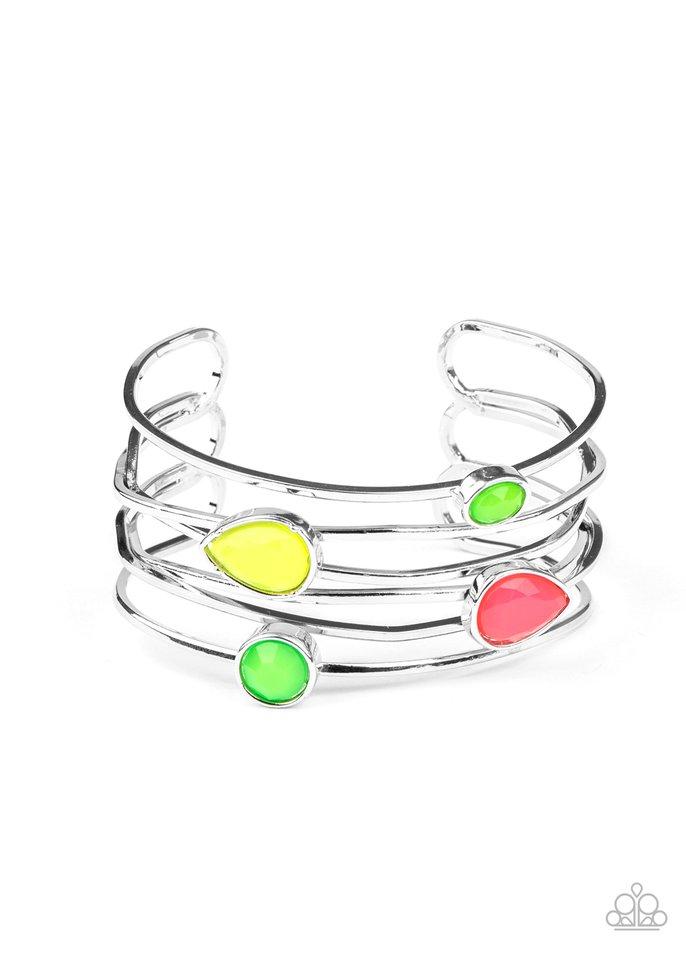Fashion Frenzy - Multi - Paparazzi Bracelet Image