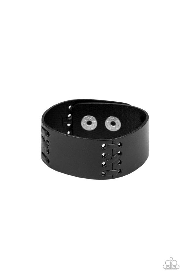 Batters Up - Black - Paparazzi Bracelet Image